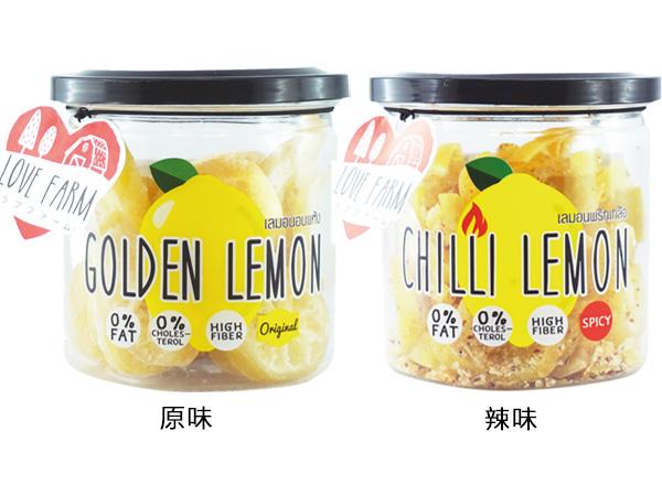 泰國 水果乾 泰國 檸檬乾 泰國 辣味 檸檬乾