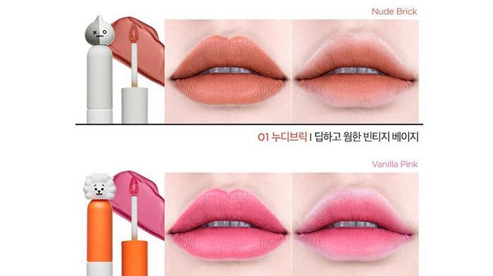 C:\Users\imagine-15\Desktop\0124-韓國 VT~BT21聯名款天鵝絨唇釉D622204\LOOK\4.jpg