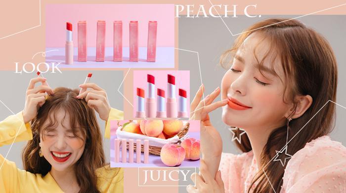 C:\Users\marketing05\Desktop\韓國 Peach C~經典啞光唇膏(3.5g)多款可選\首圖.jpg