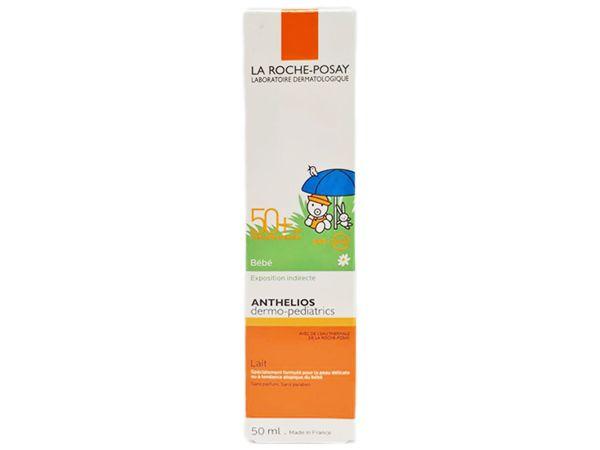 LA ROCHE POSAY 理膚寶水~安得利嬰兒防曬乳(SPF50)50ml【D419904】
