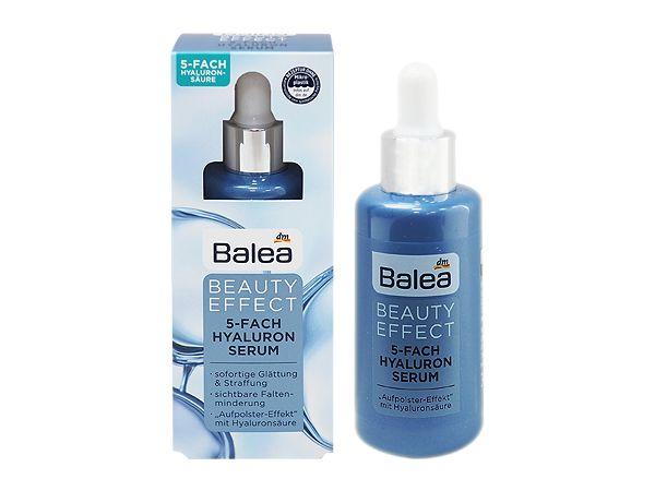 德國 Balea~5倍高效美容玻尿酸保濕精華(30ml)【D475138】
