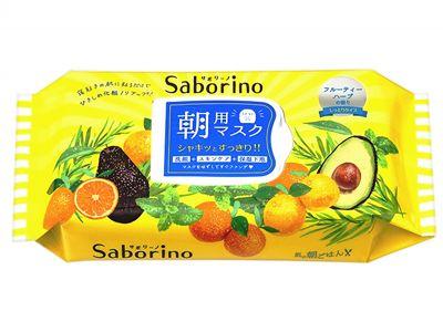 BCL Saborino早安面膜(32枚入)