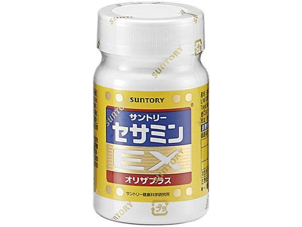 SUNTORY 三得利~芝麻明EX(90顆罐裝)【D110837】