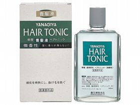 Yanagiya日本柳屋~髮根營養液(微香)240ml(日本平輸)