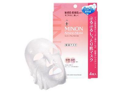 日本 MINON~保濕面膜(4片入)