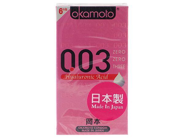 玻尿酸 保險套 日本 保險套 岡本 保險套