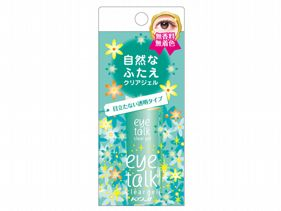 KOJI  clear eye talk 清透雙眼皮膠7ml