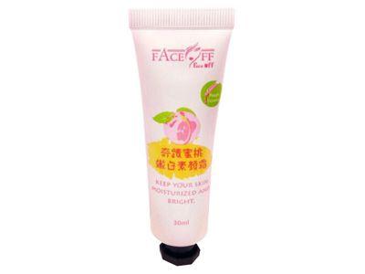 FACE OFF~奇蹟蜜桃嫩白素顏霜(30ml)