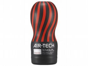 TENGA~AIR TECH REUSABLE VACUUM CUP(STRONG)1入 男用健慰器  情趣用品</p>日本飛機杯領導品牌