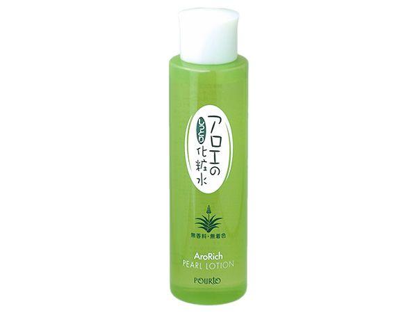 日本 Pourto A~蘆薈珍珠化妝水(180ml)【D527209】