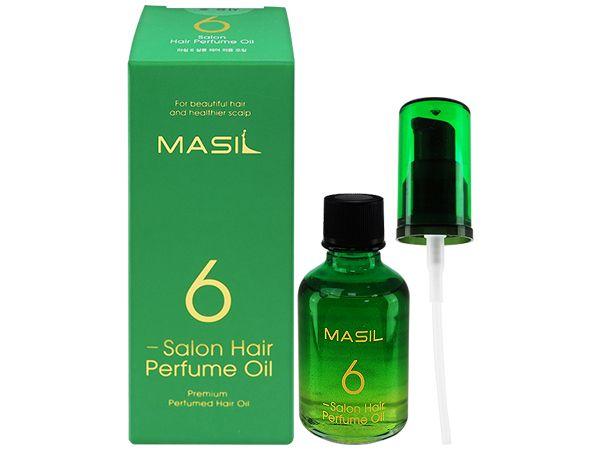 韓國 Masil~6倍光感護髮精華油(50ml)【D060064】