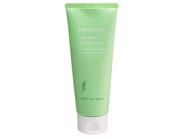 韓國 Innisfree~青麥卸妝乳霜(150ml)【D860758】潔面乳/洗面乳