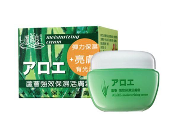 廣源良~ 蘆薈強效保濕活膚霜 (80ml)【D051012】