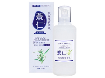 SIEGAL 思高~薏仁玻尿酸精華液(200ml)