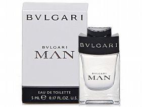 BVLGARI寶格麗~MAN當代男性小香水(5ml)