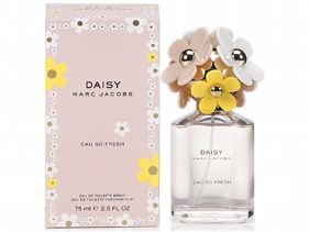 MARC JACOBS DAISY 清甜雛菊淡香水(75ml)