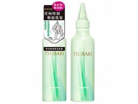 TSUBAKI 思波綺~舒涼極淨乾洗髮露(180ml)