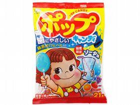 Peko 不二家~ 棒棒糖(21支入)