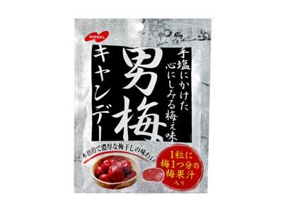 NOBEL諾貝爾~ 男梅糖袋(80g)