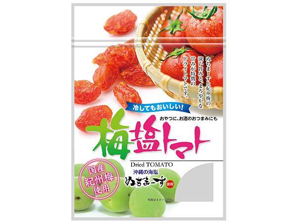 沖繩美健梅鹽番茄乾(30g)【D008148】