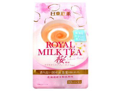 日東紅茶~皇家奶茶(櫻花風味)140g