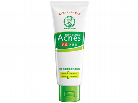 Acnes Anti-acne facial cleanser (100g )