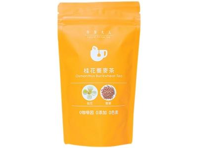 午茶夫人~桂花蕎麥茶(2.6gx10入)