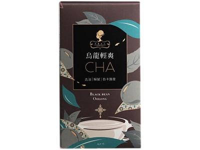 午茶夫人~烏龍輕爽茶(4gx15入)