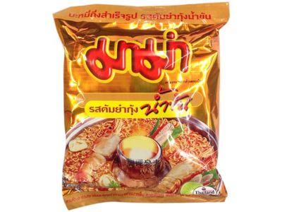 泰國 MAMA~特級酸辣味麵(55g)