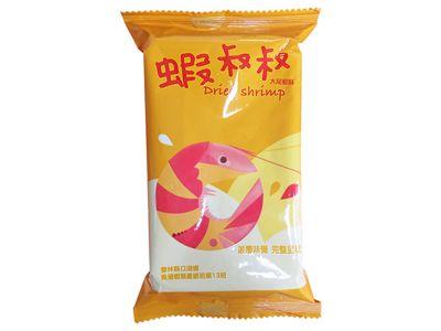 蝦叔叔大尾蝦酥(單包25g)