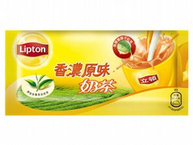 LIPTON - Milk Tea (original) (20g)
