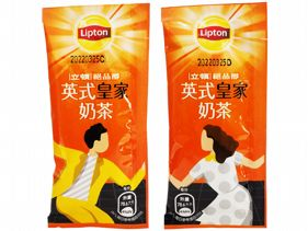 LIPTON - British Style Royal Milk Tea (17.5g)