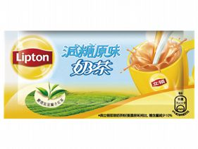 LIPTON - Milk Tea Original Light (17g)