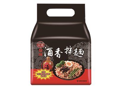 台灣菸酒~酒香拌麵(椒麻)144.5gx4包