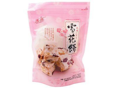 雪之戀~雪花餅(12gx12入)袋裝