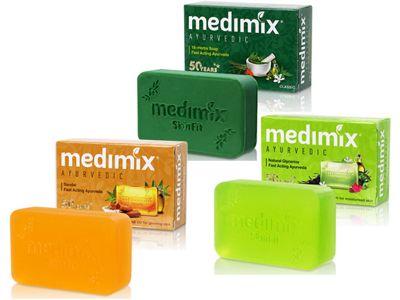 印度MEDIMIX~綠寶石皇室藥草浴美肌皂125g