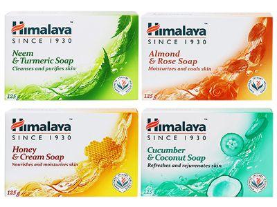Himalaya喜馬拉雅~保濕香皂(125g) 多款可選