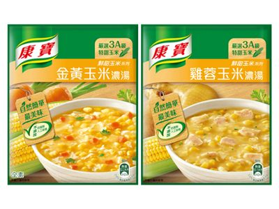 康寶~自然風味濃湯 4人份(單包入) 多款可選
