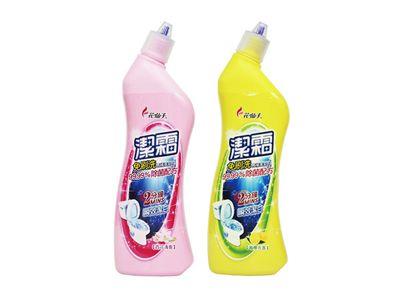 潔霜~免刷洗浴廁清潔劑(500ml) 百花清香/檸檬清香 2款可選
