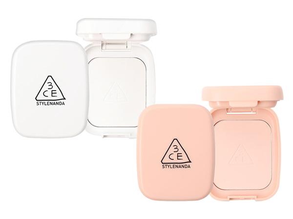 韓國3CE(3CONCEPT EYES)~柔焦毛孔超微細控油蜜粉餅(7.4g) 兩款可選【D398085】