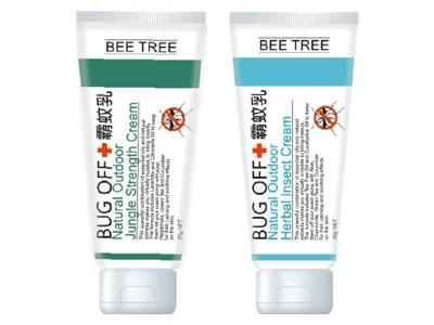 蜂樹霸蚊乳~戶外強化版/舒敏呵護版(25g) 兩款可選