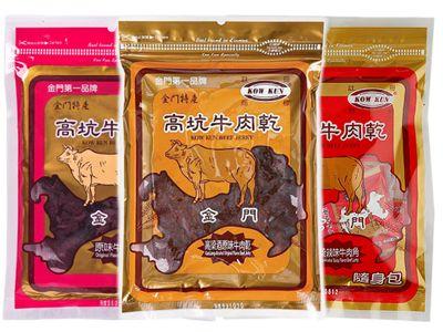 高坑~原味/辣味/高粱原味/高粱辣味牛肉乾/牛肉角(180g) 多款可選