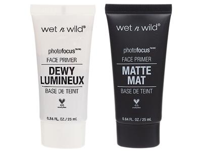 Wet N Wild~完美上相透亮/無瑕零毛孔 妝前乳(25ml) 款式可選
