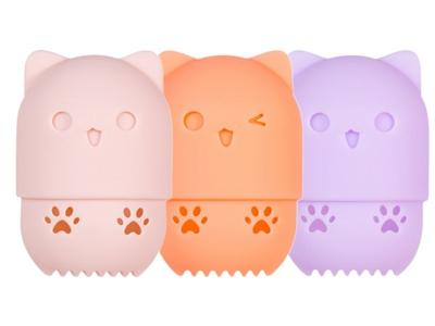 ttmax~貓咪美妝蛋收納保護膠囊(1入) 款式可選