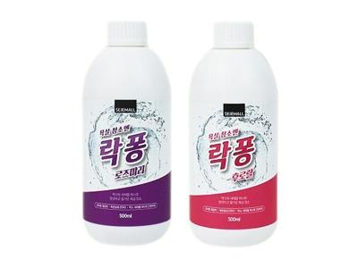 韓國 SEJEMALL~泡泡式浴室清潔噴霧(500ml) 款式可選
