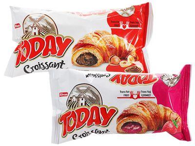 土耳其 Today~可頌麵包(單顆45g) 巧克力/草莓 款式可選