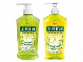 茶樹莊園~茶樹/茶樹檸檬超濃縮洗碗精(500g)款式可選