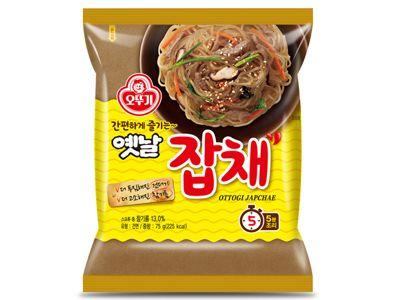 韓國不倒翁~乾拌冬粉(73g)