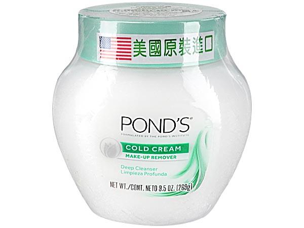 美國 PONDS 旁氏~冷霜(269g)【D415049】臉部卸妝專用