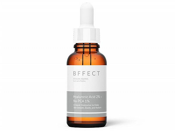 BFFECT~2%多重玻尿酸+1% Na-PCA(30ml)【D744009】